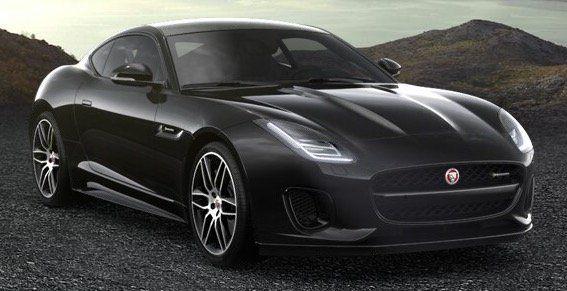 Jaguar F Type P300 R Dynamic Coupé mit 300 PS inkl. Wartung im Leasing für 449€mtl.   LF: 0.62