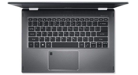 Acer Spin 5 Convertible 13,3 Touch mit FullHD IPS, Core i5, 8GB, 512GB SSD und Stylus für 799€ (statt 900€)