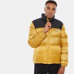 "The North Face ""Nevero"" Herren Daunenjacke in Gelb ab 120€ (statt 188€)"