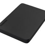 Toshiba Canvio Basics 2TB Festplatte (extern, 2,5 Zoll) für 59€(statt 72€)