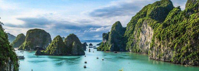 24 Tage durch Laos, Vietnam und Kambodscha mit allen Flügen, Hotels und Verpflegung ab 2.379€ p.P.