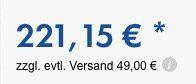 Ausverkauft! Bosch HET237YS0 Einbau Elektro Herd für 270,15€ (statt 655€)