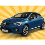 Gewerbe: Renault Clio 5 Business Edition SCe mit 75PS für 49€ netto mtl. – LF 0,48