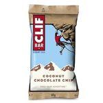51 Clif Bar Choclate Chip Energieriegel für 45,48€ (statt 66€) oder 102 Riegel für 75,98€
