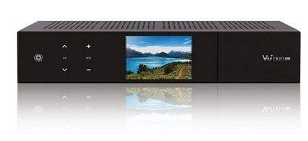 Ausverkauft! VU+ Duo 4K 1x DVB S2X FBC Twintuner Linux Receiver für 279,20€ (statt 345€)