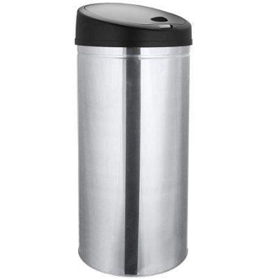 WIS 50 Liter Automatik Mülleimer mit IR Sensor aus hochglanzpoliertem Edelstahl für nur 30,79€ (statt 44€)