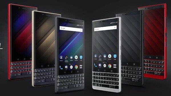 News: Ende einer Ära   TCL beendet Blackberry Produktion