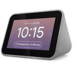 Lenovo Smart Clock mit Google Assistant + WLAN Steckdose für 47,24€ (statt 100€)