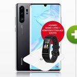 GigaKombi: Huawei P30 Pro + Band 4 Pro + Waage + FreeBuds für 29€ + Vodafone Flat mit 18GB LTE für 36,99€ mtl.