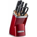 KitchenAid KKFMA07 Küchenmesser-Set mit Block für 159,99€(statt 180€)