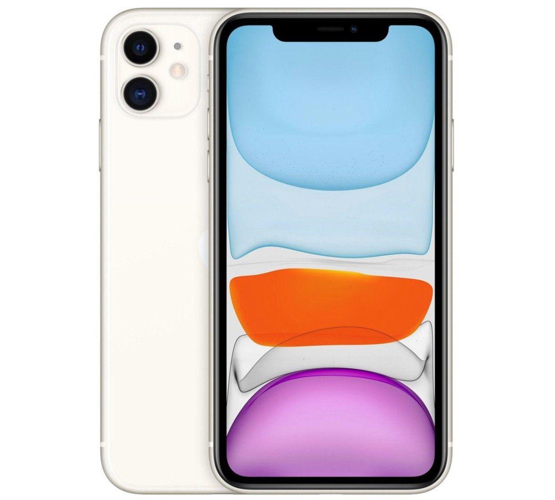 Ausverkauft! Apple iPhone 11 64GB in Weiß für 669,47€ (statt 739€) + 41€ in Superpunkten