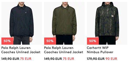 Abgelaufen! Caliroots Jacken Sale mit 20% extra Rabatt ab 50€   z.B. Nike Down Fill Bomber für 67€ (statt 90€) Bis Mitternacht
