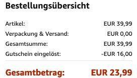 LED Tageslichtleuchte mit 10000 Lux für 23,99€ (statt 40€)