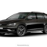 VW Golf 7 Alltrack DSG 4Motion mit 184 PS im Gewerbe-Leasing für 89€ mtl. netto – LF: 0.36