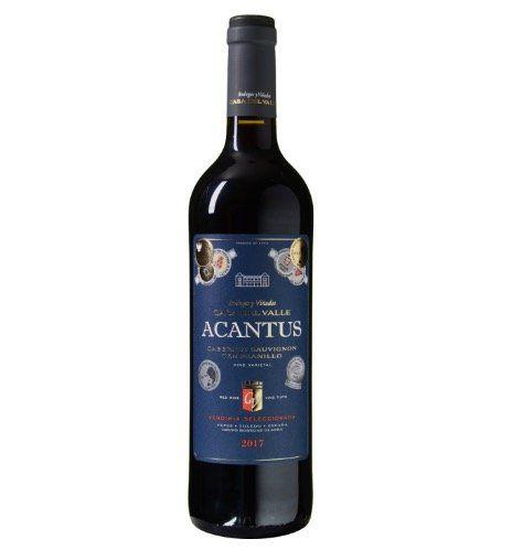 18 Flaschen Acantus Cabernet Sauvignon Rotwein für 94,34€   10 fach prämiert!