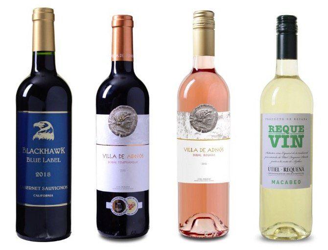 Weinvorteil: 53% Rabatt auf alle nicht reduzierten Weine   teilweise sogar prämiert