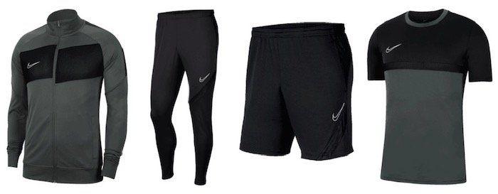 Nike Academy Pro Trainings Set mit 4 Teilen für 69,95€(statt 97€)