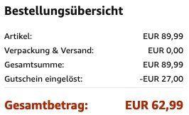 30% Rabatt auf weiße Stuhlhussen: 50 Stück für 62,99€ (statt 90€)