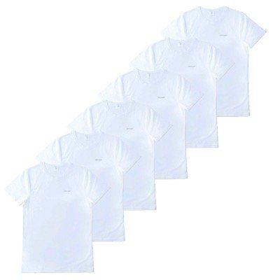 6er Pack Pierre Cardin Round Neck T Shirt für 26,95€   nur 4,49€ pro Shirt