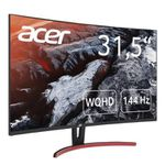 Acer ED323QUR 31,5″ Curved-Gaming WQHD LED-Monitor (2560×1440, 4ms, 144 Hz) für 289€ (statt 354€)