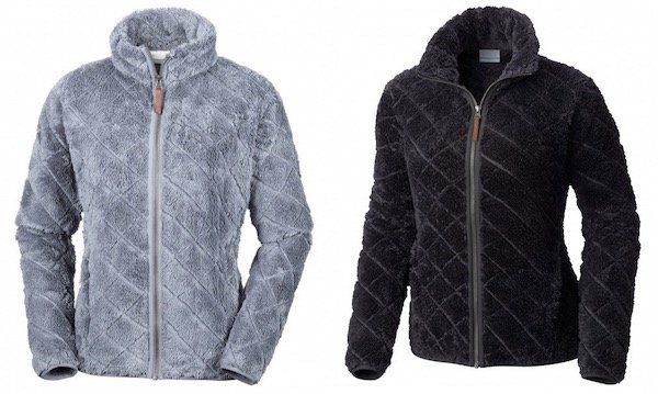 Columbia Womens Fire Side Sherpa Full Zip Fleecejacke für 30,93€ (statt 49€)