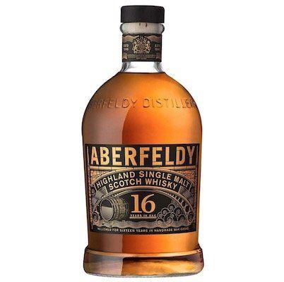 Aberfeldy Highland Single Malt Whisky 16 Jahre für 44,99€(statt 56€)