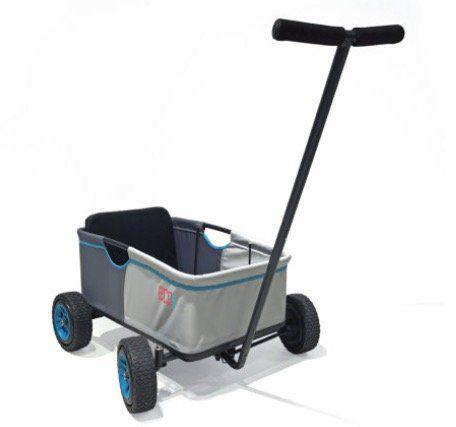Hauck Eco Uno Stone Handwagen für 109,99€(statt 130€)