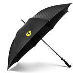"""Ferrari Regenschirm """"Carbon"""" mit Etui für 27,24€ (statt 35€)"""