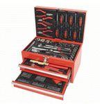 """Mannesmann Werkzeugbox """"M29066"""" 155-teilig für 30€ (statt 59€) dank P.M. e-Paper Abo"""