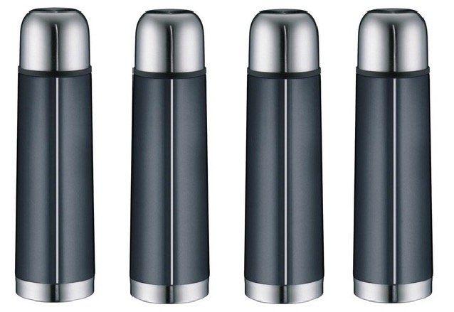 Abgelaufen! 4er Pack alfi isoTherm Eco 0,5 Liter Isoflasche für 23,95€ (statt 68€)