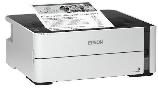 Epson EcoTank ET M1170 Tintenstrahldrucker für 159€ (statt 199€)