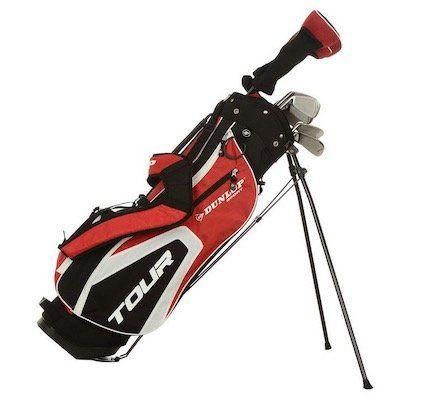 Dunlop TP13 Golfset Graphit 16 tlg. Rechtshand für 139,44€ (statt 291€)