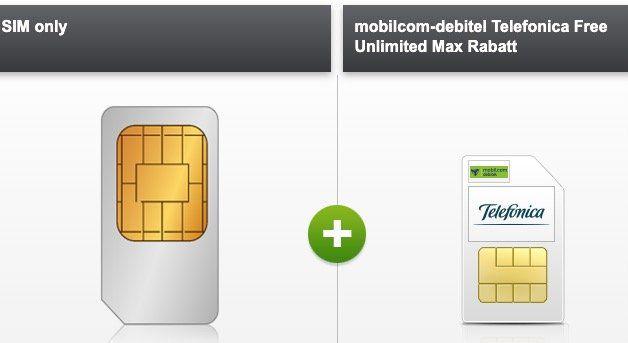 o2 Allnet Flat mit unlimited LTE Datenvolumen bis 225 Mbit/s für 34,99€mtl. + 24 Monate Deezer Musikstreaming gratis