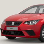 Privatleasing: Seat Ibiza Style 1.0 TSI mit 95PS in Rot ab 99€ mtl. – LF 0,76