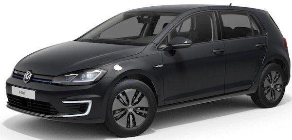 Berliner Gewerbekunden: VW Golf E im Leasing inkl. CCS Ladedose für 38,32€ mtl. netto