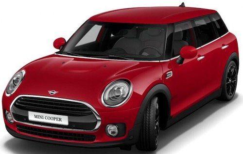 Vorbei! Mini Cooper Clubman mit 136 PS inkl. Wartung im Leasing für 199,75€ mtl.   LF: 0.58