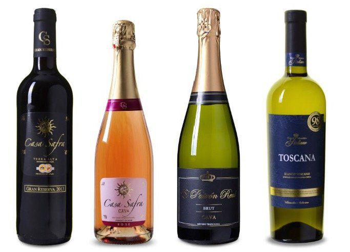 15€ Wein Gutschein ab 70€   z.B. 18 Flaschen Calle Principal Tempranillo Cabernet Sauvignon für 74,82€