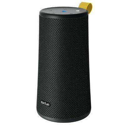 EarFun uBoom Bluetooth Lautsprecher mit Tiefbass 24 und 360° Sound mit IPX7 Wasserschutz für 41,99€ (statt 60€)