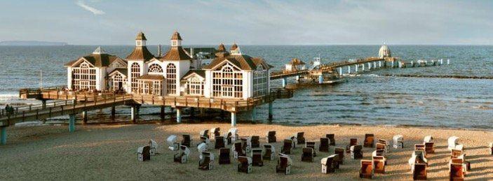 2 ÜN im Cliff Hotel Rügen direkt am Strand inkl. Halbpension und Wellness ab 99€ p.P.
