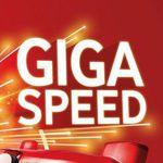 Vodafone CableMax Gigabit dank 280€ Cashback + 100€ Gutschrift für nur eff. 26,66€ mtl.