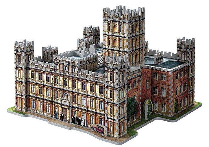 3D Puzzle Wrebbit Downton Abbey mit 890 Teilen für 32,95€(statt 40€)