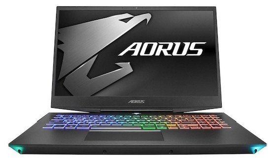 GigaByte Aorus 15   15,6 Zoll Gaming Notebook mit RTX 2060 + 144Hz für 1.394€ (statt 1.617€)