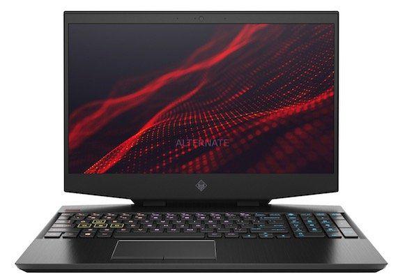 HP 15 dh0203ng   Gaming Notebook mit RTX 2060 für 999€ (statt 1.240€)