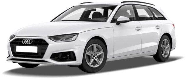 Gewerbeleasing: Audi A4 Avant 30 TDI S Tronic mit 136PS für 239€ netto + 100€ Cashback   LF 0,62