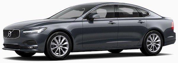 Gewerbe: Volvo S90 Momentum T5 Limousine mit 250 PS für 268,58€mtl.   LF: 0.45