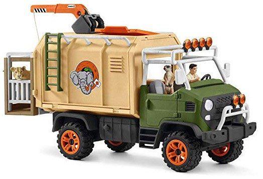 Schleich Großer Truck Tierrettung (42475) für 32,98€ (statt 40€)