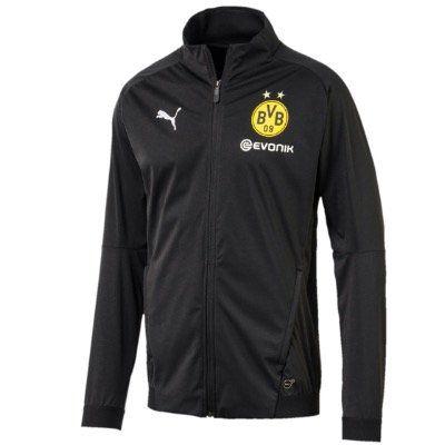 🔥 Schnell? Puma BVB Borussia Dortmund Herren Softshell Jacke in Schwarz für 29,99€ (statt 55€)
