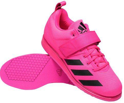 adidas Powerlift 4 Herren Gewichtheber Schuhe in Pink für 41,94€ (statt 71€)