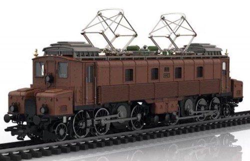 Trix T22968 H0 Ce 6/8 I Köfferli SBB II Elektrolokomotive für 394,48€ (statt 509€)