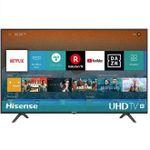 Hisense H43BE7000 – 43 Zoll UHD Fernseher mit Triple-Tuner für 219€ (statt 272€) – Rückläufer